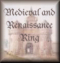 Medieval and Renaissaince Ring